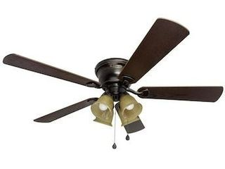 Harbor Breeze Centreville 52 In led Ceiling Fan Bronze