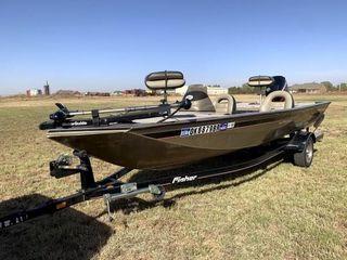2005 FISHER 170 Pro Hawk 7