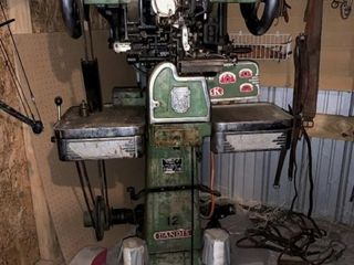 lEATHER SEWING MACHINE 31