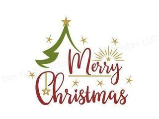 * * * * * Merry CHRISTmas * * * * *