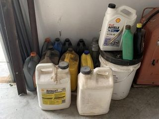 Assortment of Oil