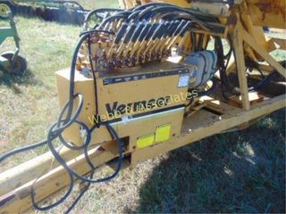 Vermeer TS 44A tree spade  pintle hitch with
