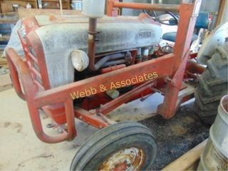 Ford Jubilee  3 pt hitch  pto with hydraulics