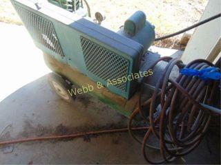Speed air electric air compressor