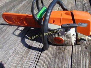 Stihl MS270 chainsaw
