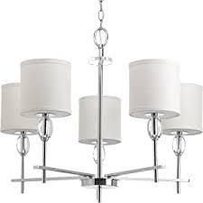 Status Collection Three light Chandelier