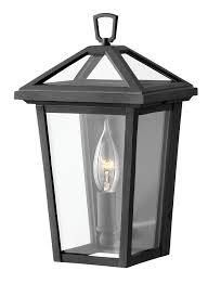 Hinkley lighting 2566 ll Alford Place 1 light 11  Tall Open Air Outdoor Wal