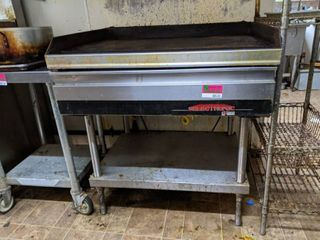 Selectronic Gas Griddle