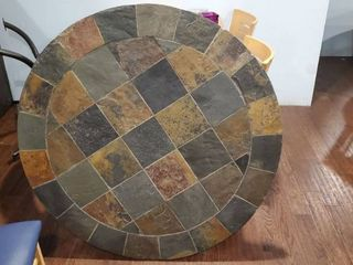 45in Mosaic Patio Table
