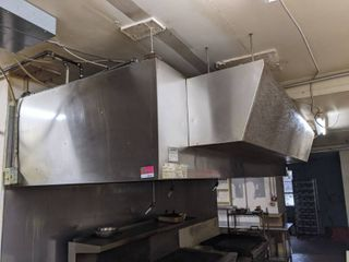 Econ Air Exhaust Hood Without Exhaust Damper 4824 ES VHB  Buyer Responsible For Removal