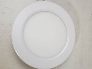 White Dimmable led Recessed Retrofit Fits Housing 5  Or 6