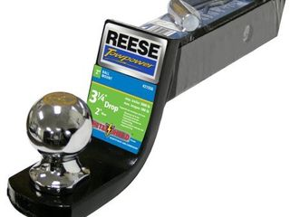 Reese Towpower 21556RAK 3 1 4  Drop Standard Class III Starter Kit