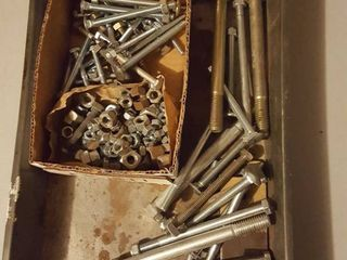 Hardware  Nuts and Bolts