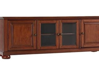 Alexandria Classic Cherry 60 inch low Profile TV Stand  Retail 514 49