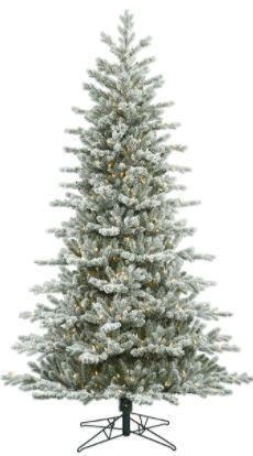 Vickerman Frosted Eastern Frasier Fir Christmas Tree  G160846