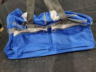 Olympia USA Blue luggage