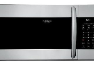 Frigidaire   Gallery 1 7 Cu  Ft  Over the Range Microwave with Sensor Cooking