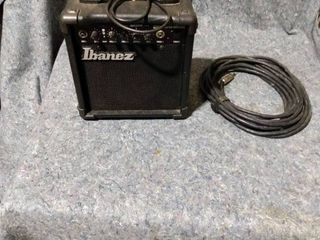 guitar amp with cord