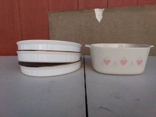 Corning Ware Baking Dishes
