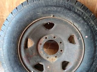 good tire and wheel
