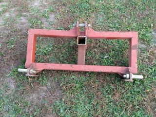 receiver hitch for tractor