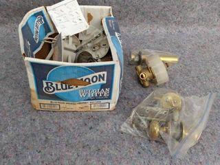 construction type stuff plumbing and door knobs