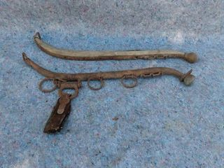 antique horse tack