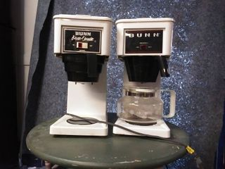 2 Bunk Pour Omatic Coffee Makers