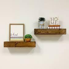 Artisan Haute Floating Shelves  Set of 2
