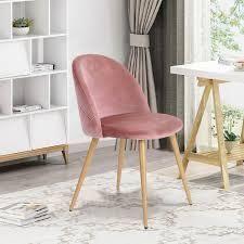Carson Carrington Saigs Velvet Diamond Dining Chair  Set of 2    Retail 151 16