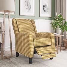 Copper Grove Cori Push Back Recliner Chair  Retail 373 49