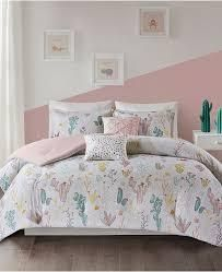 Urban Habitat Kids Desert Bloom 4 Pc  Twin Twin Xl Cotton Comforter Set Bedding