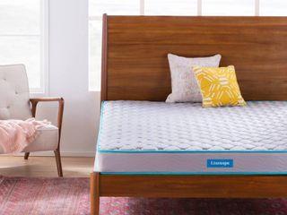 linenspa Essentials 6 inch Innerspring Mattress  Retail 88 83