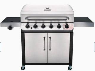 Char Boil Performance Xl 6 Burner Gas Grill