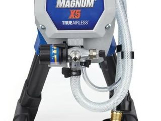 Graco Magnum X5 Airless Paint Sprayer  Missing Hose and Sprayer