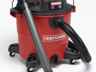 Craftsman XSP 16 Gallon  Appears Pre Owned  Powers On