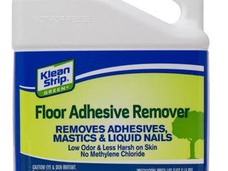Klean Strip Green Floor Adhesive Remover  1 Gallon  liquid