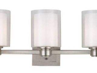 Design House Oslo Traditional 3 light Indoor Dimmable Bathroom Vanity light