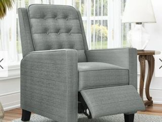 Copper Grove Cielo Push Back Recliner Chair  Retail 312 49