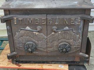 Timberline Wooden Stove Insert