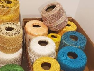 large lot of Thread