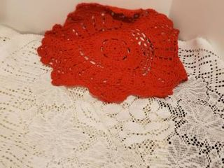 lot of Doilies
