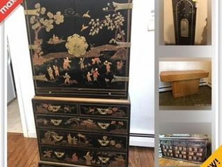 Andover Moving Online Auction - Chaise Circle