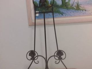 Decorative Metal Picture Holder Or Stand