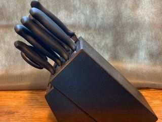 J A  Henckles International Knife Set and Block location Kitchen