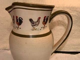 Bringier McConnell Rooster Pitcher location Kitchen