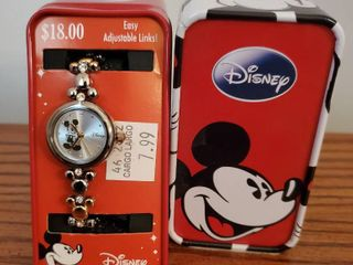 Easy Adjustable link Beautiful Mickey Mouse Watch