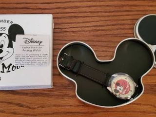 1955 Mickey Mouse Club Member Watch