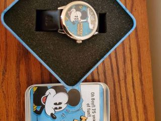 Mickey Mouse 75 Years Watch