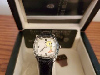 Tweety Bird Warner Bros  Directors and limited Edition Watch with Certificate